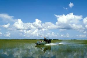 87654, Test Everglades-Tour mit Airboat ab Miami Beach