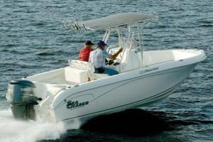 10005, 20'/21'' Boote mit Mittelkonsole