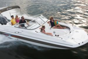 10001, 23'/24' Bowrider Deckboat