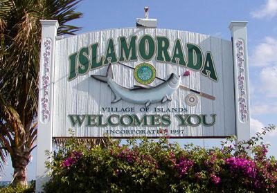 Overzicht Islamorada