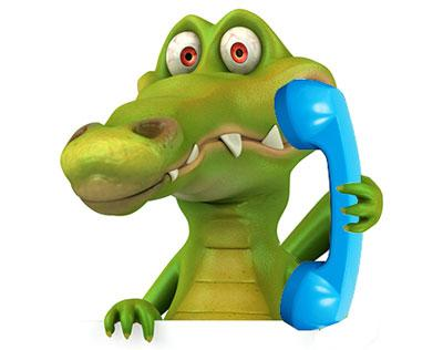 Telefonista Florido