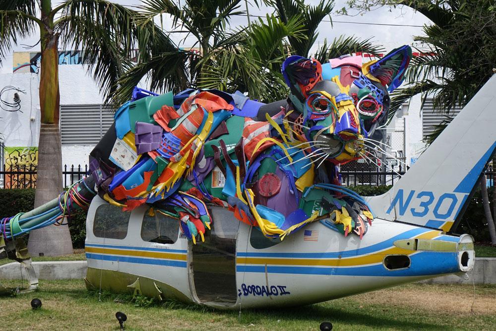 Miami Street Art on the Wynwood Walls