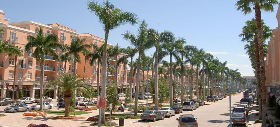 東南アジアフロリダ